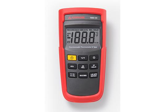 热电偶和双温度表